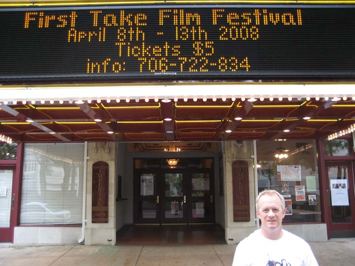 First Take Film Festival, Impereal Theater, Augusta Georgia